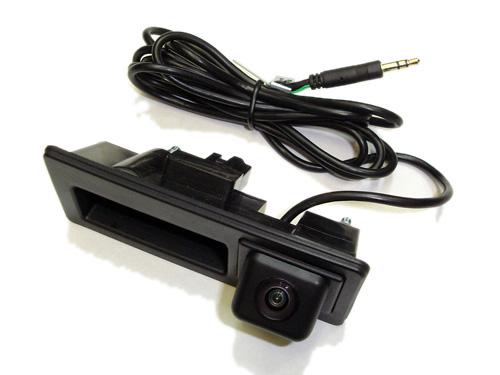 アウディ専用バックカメラキット AUDI-RC2 【AUDI A4(2009.1~)/A5対応】 【改正道路運送車両保安基準適合/車検対応】