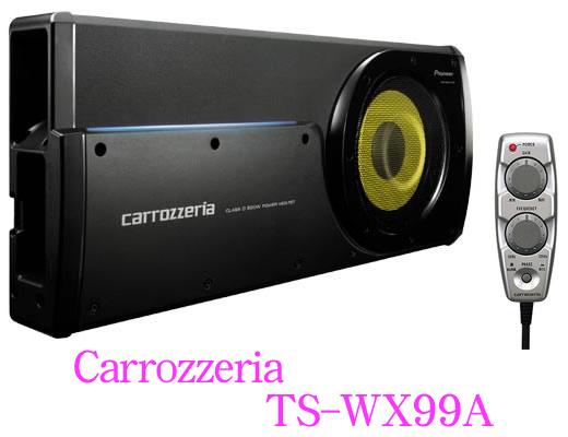 karottsueria★TS-WX99A 500W放大器内置25cm pawadosabuufa