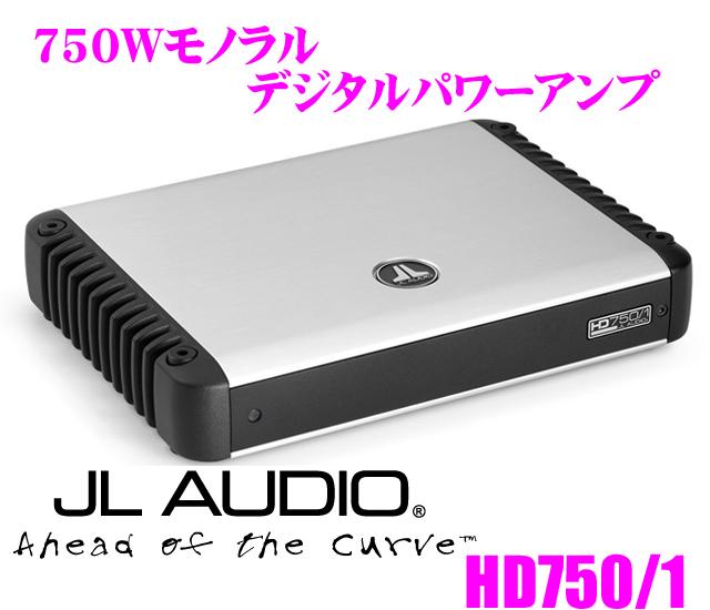 JL AUDIO ジェイエルオーディオ HD750/1 Class Dフルレンジ 750Wモノラルパワーアンプ