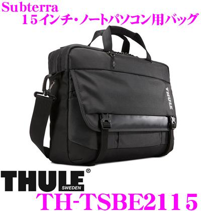 THULE TH-TSBE2115 Thule Subterra 15inch スーリー サブテーラ 15インチ ノートパソコン用バッグ 【15インチノートパソコンや10.1インチタブレットに対応】