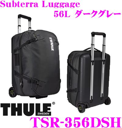 THULE スーリー TSR-356MIN Subterra Luggage 56L サブテラ ラゲッジ ブルー 2way大容量キャリーケース