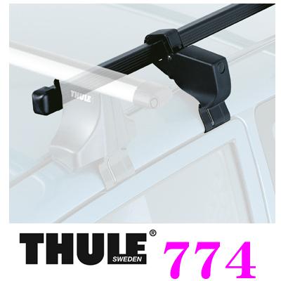 THULE TH774スーリー SRAショートルーフラインアダプター【754フット用】