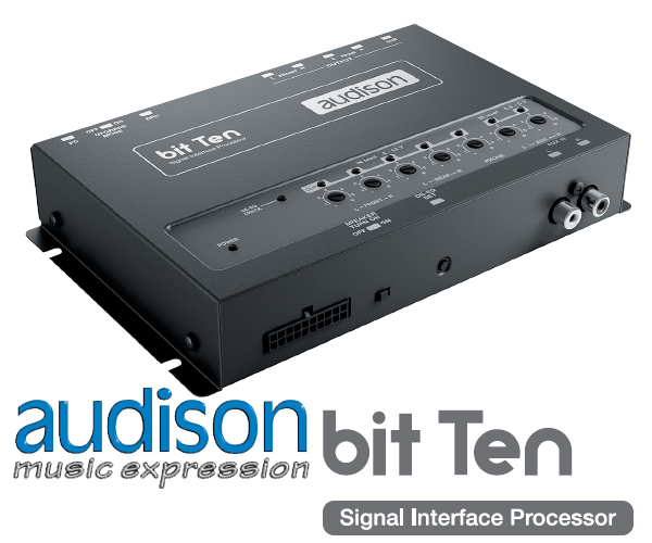 AUDISON オーディソン Bit TEN digital audio processor
