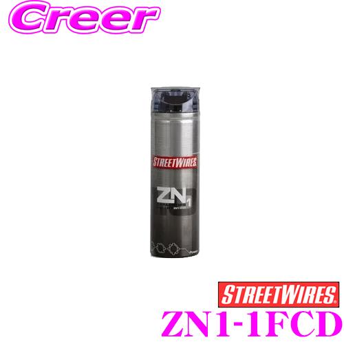 ストリートワイヤーズ STREETWIRES ZN1-1FCD1.0ファラドデジタルボルトメーター付キャパシター