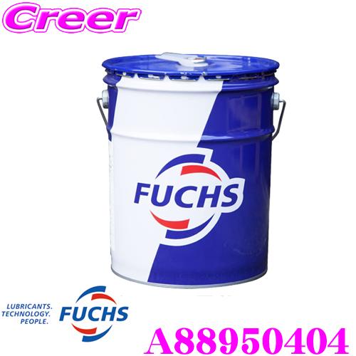 FUCHS A88950404 TITAN SUPERSYN SAE 5W-40 100%化学合成エンジンオイルSAE:5W-40 API:SL/CF ACEA:A3/B4 内容量20Lベンツ229.1/VW500 00/505 00/505 01/BMW Longlife 98/FORD WSS-M2C 917-A/RENAULT