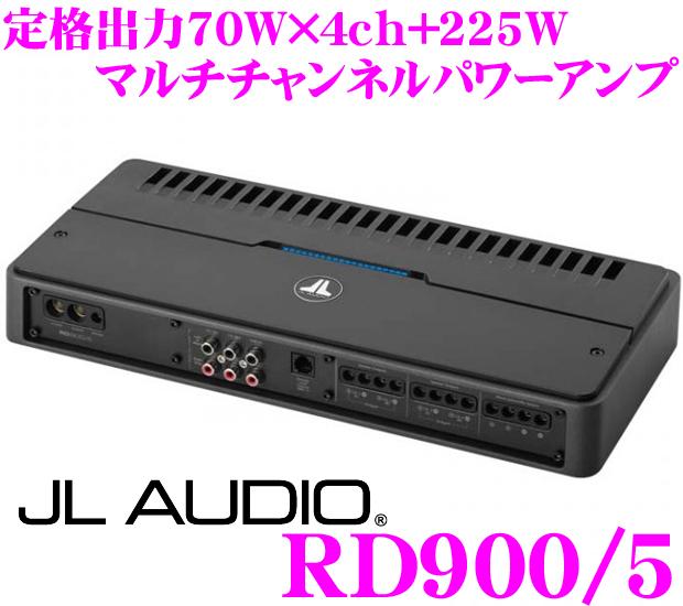 JL AUDIO ジェイエルオーディオ RD900/5NexD Ultra-High Speed Class D70W×4ch+225Wパワーアンプ