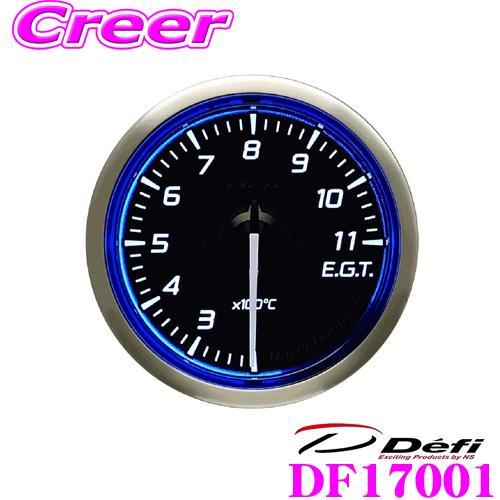 Defi デフィ 日本精機 DF17001 Racer Gauge N2(レーサーゲージ N2) レーサーゲージ 排気温度計 【サイズ:φ60/照明カラー:ホワイト】