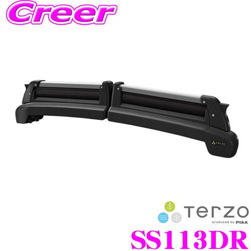 TERZO テルッツォ SS113DRスキースノーボード専用キャリア チュリパG4 ボトルオンタイプ