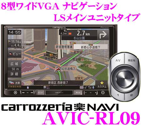 카롯트리아 AVIC-RL09 메모리 네비