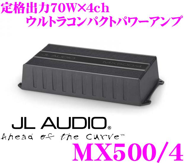 JL AUDIO ジェイエルオーディオ JL-MX500/450W×4chパワーアンプ