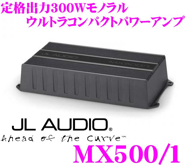 JL AUDIO ジェイエルオーディオ JL-MX500/150W×4chパワーアンプ