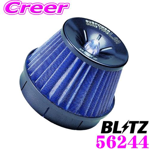 BLITZ ブリッツ No.56244 M900 タンク ルーミー トール ジャスティ用 サスパワー コアタイプLM エアクリーナーSUS POWER CORE TYPE LM