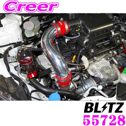 BLITZ ブリッツ 55728 スズキ ZC33S スイフトスポーツ用 SUCTION KIT サクションキット