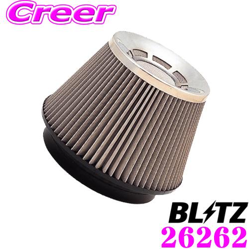 BLITZ ブリッツ No.26262ダイハツ LA650S/LA660S タント タントカスタム LA900S/LA910S TAFT ターボ車等 専用サスパワー コアタイプエアクリーナーSUS POWER AIR CLEANER