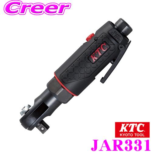 KTC 京都機械工具 エアツール JAR331 9.5sq.コンポジットミニ型ミニラチェ