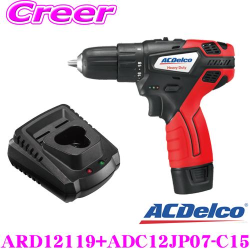 AC DELCO ACデルコ ARD12119+ADC12JP07-C15 3/8