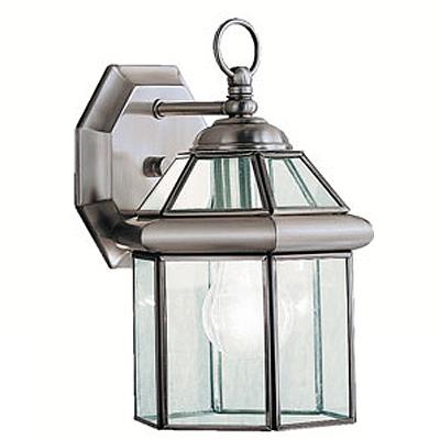 KICHLER(キチラー)Embassy Rowコレクション1灯式の防雨形ブラケットライトKIC-9783AP【代引不可】