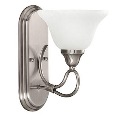 KICHLER(キチラー)Staffordコレクション1灯式の屋内用ブラケットライトKIC-5556AP【代引不可】