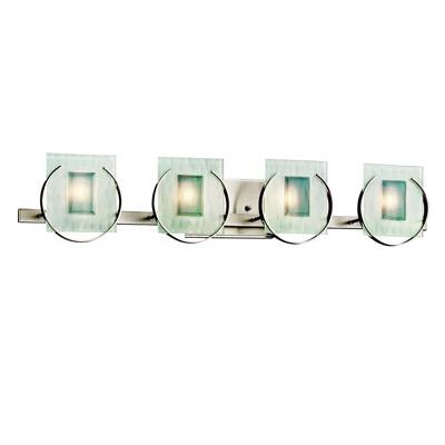 KICHLER(キチラー)Manitobaコレクション4灯式の屋内用ブラケットライトKIC-45075NI【代引不可】, チバシ:5167523c --- alecrim.art.br