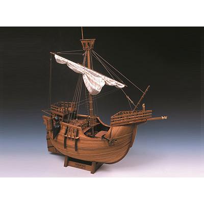 【日本製】木製 1/30 カタロニア船 組立参考時間 130時間【ウッディジョーの木製模型】WoodyJOE【代引不可】