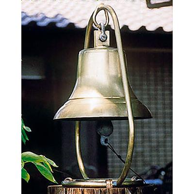 【ジャービス商事】アンティーク鐘 すえ置き型 99025 (メーカー直送のため)【代引不可】
