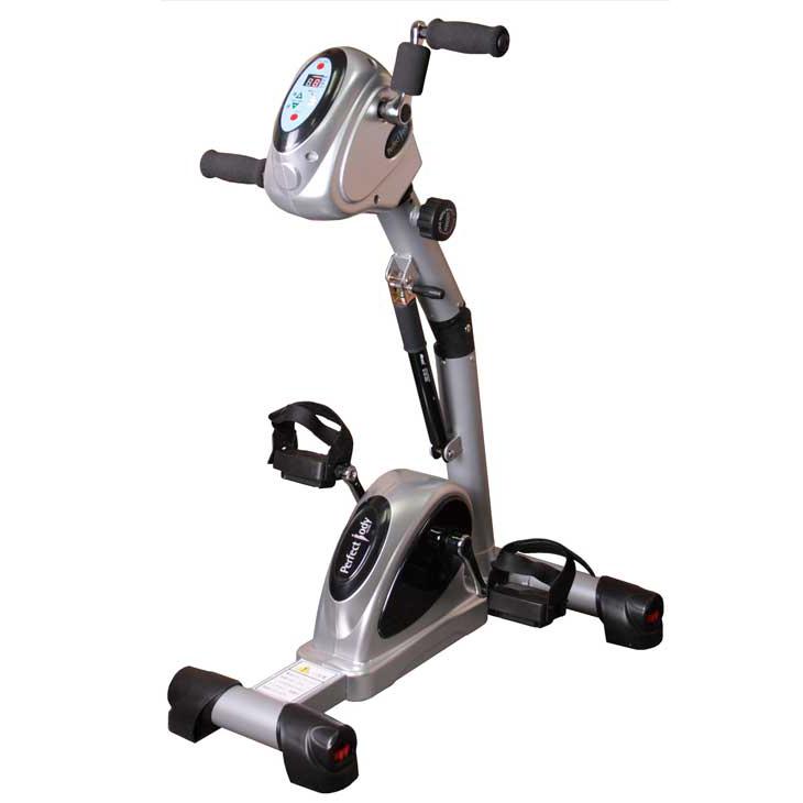 【上肢・下肢用 トレーニングマシン】電動式手足トレーニング器具 PB-200「ラビット」 【家庭用・コントロールパネル付き】【代引不可】