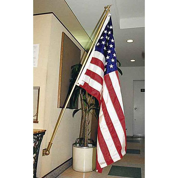 【ジャービス商事】国旗 DXアメリカ型 27001 150×80cm【壁付け可能】【代引不可】