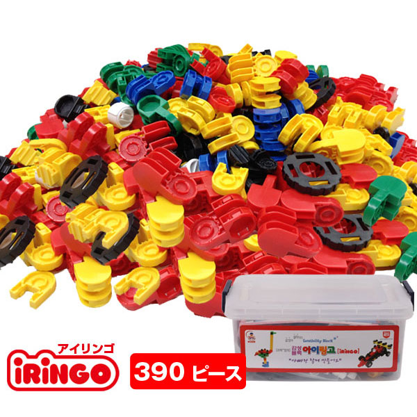 xiRiNGO(アイリンゴ) 390ピース【IR-390・IR-390N】