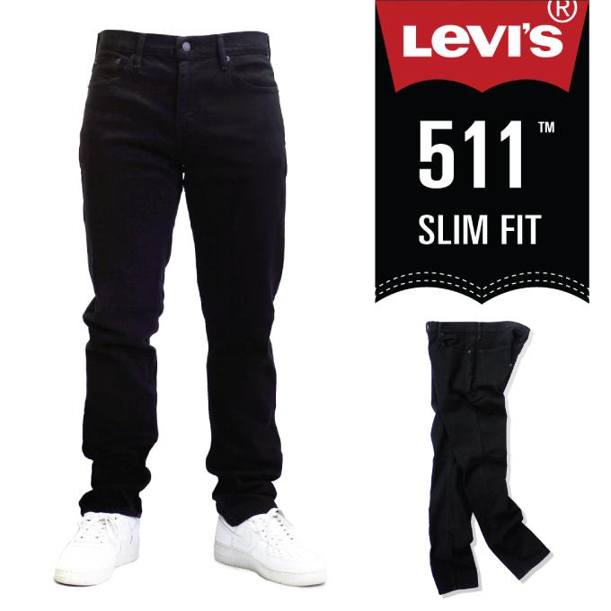 【送料無料】リーバイス 511 Levi's スキニーパンツ デニムパンツ【29~40in】スリム ストレッチ ロングパンツ levis リジットリーバイス511 USサイズ メンズ 大きいサイズ ビックサイズ L LL 2L 3L 4L 5L