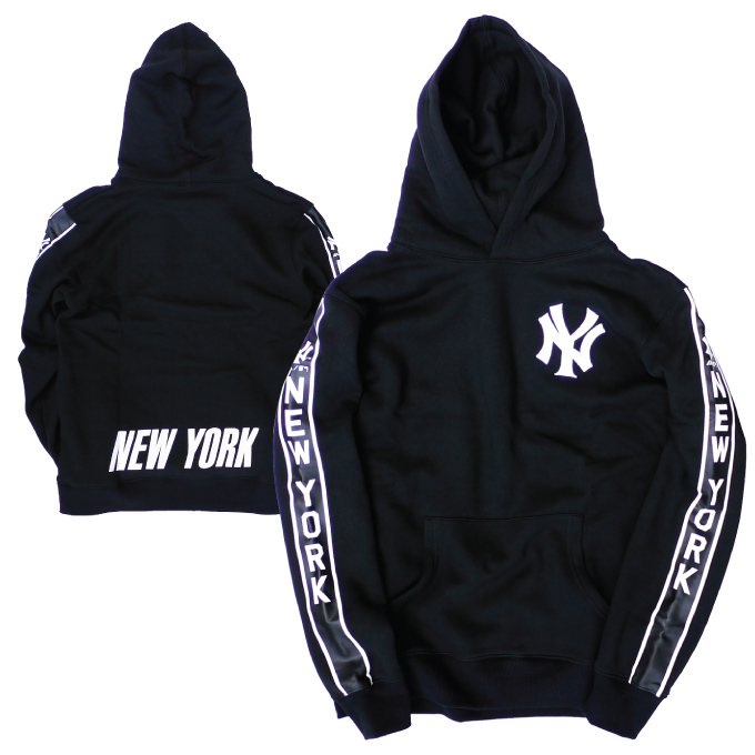 new product fc5ce b63f1 MAJESTIC マジェスティックプルオーバーパーカーフーディーニューヨーク NY YANKEES HOODIE PARKA SWEAT sweat  shirt Yankees MLB men L LL 2L
