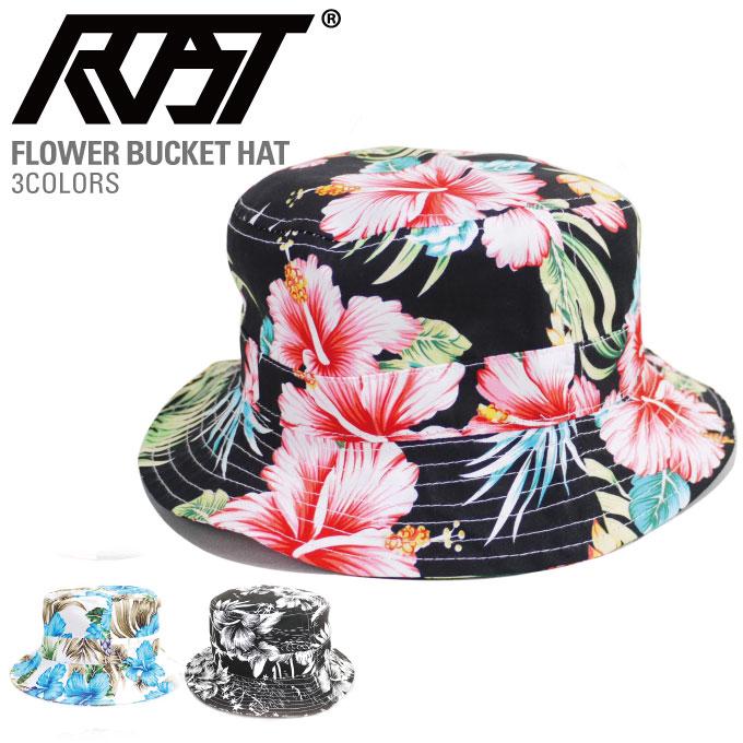 Bucket Hat Cap mens Aloha RDST