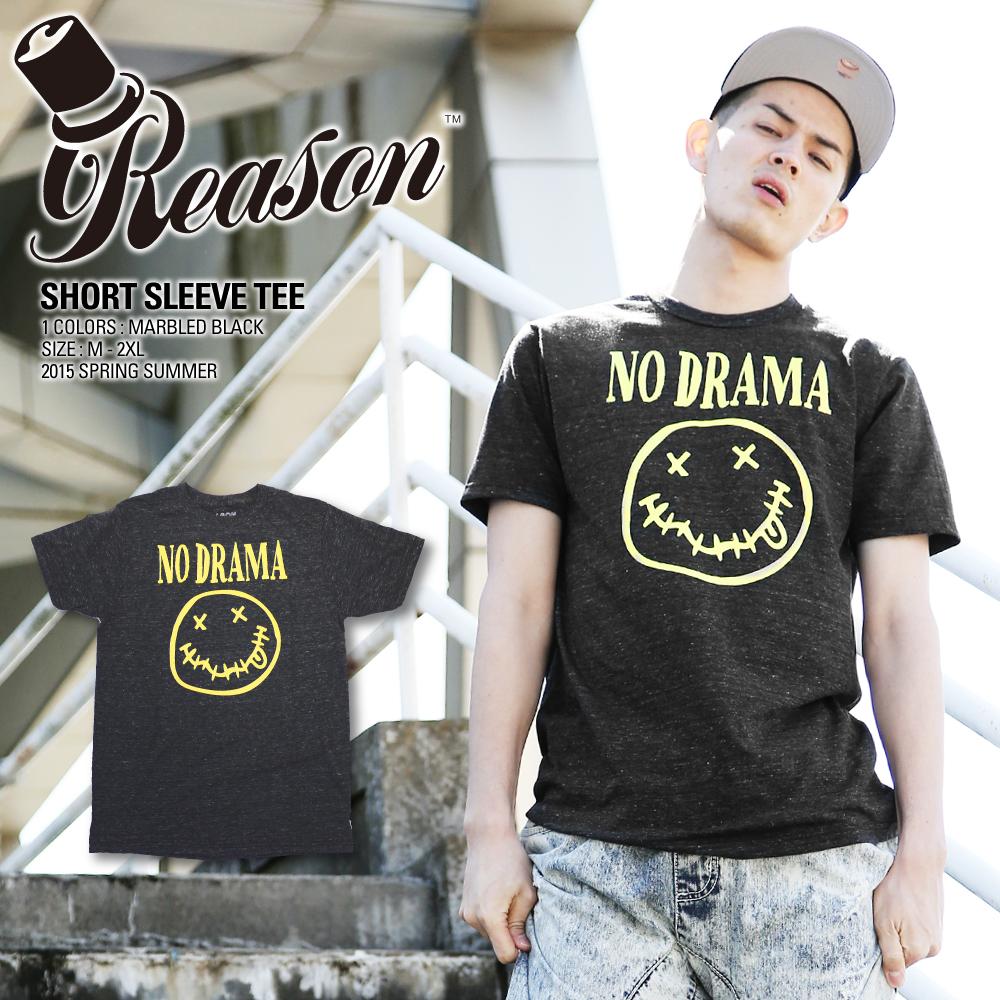CRIMINAL | Rakuten Global Market: REASON short sleeve T shirt ...