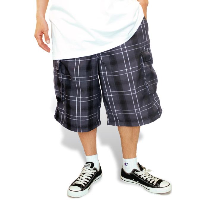 Plaid Yago Half Lowrider Pant Hop Hip Chicano Short Pants Size Cargo Men Chicanos 5l 6l 4l Underwear Shorts Easy That zSUVMpq