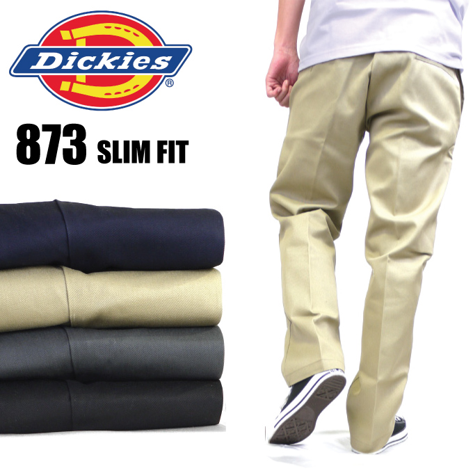 most popular clearance catch Dickies 873 work pants roller is slim straight DICKIES chino pants men's  big size work clothes working clothes workwear L LL 2L 3L 4L 5L デッキーズディッキーズ  ...