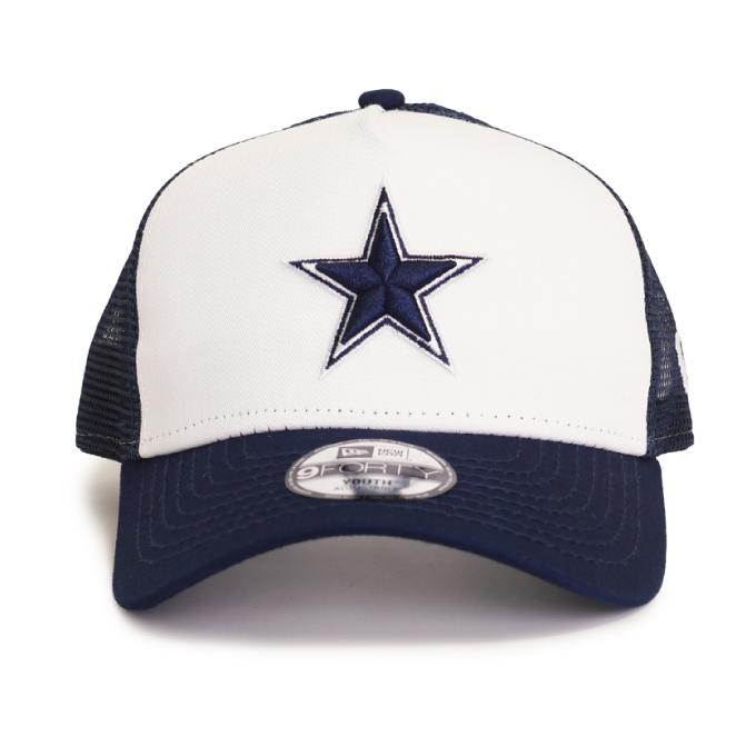 a5fa28f5 CRIMINAL: Hat adjustable size youth kids cap Dallas NEWERA CAP MESH ...