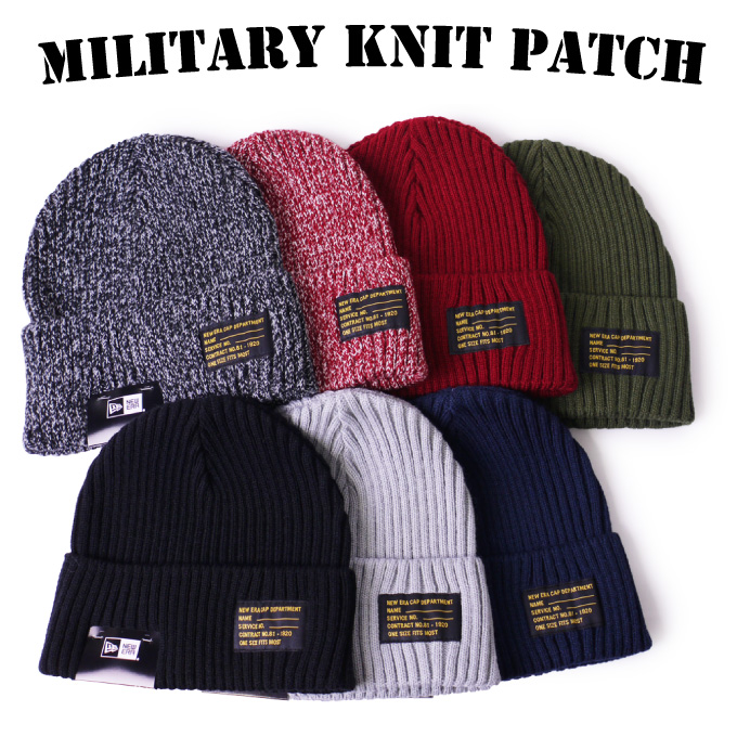 ... NEW ERA new gills knit cap beanie army forces knit hat caph type lapel  hat men ... bca69c38f58f