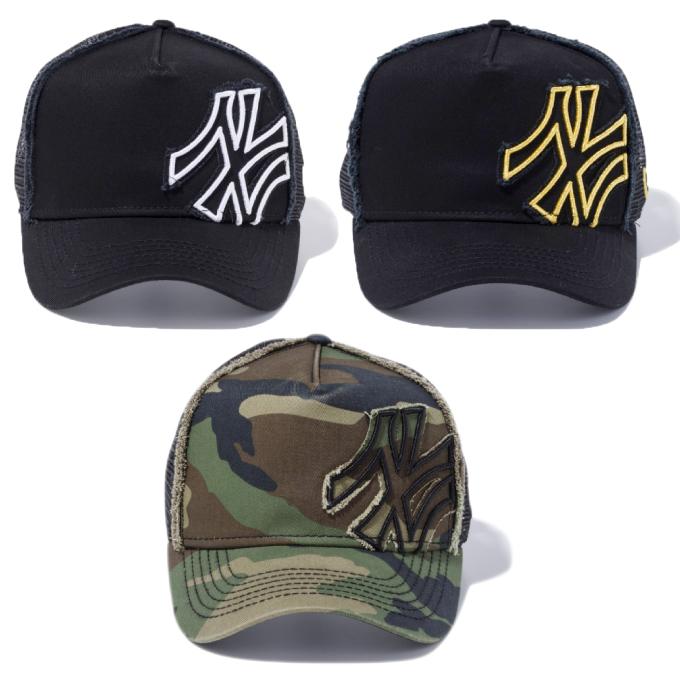 e1b4e59c263 The size men gap Dis hat which is big for a limited number for NEW ERA new  era mesh cap NY NEW YORK New York Yankees D-FRAME TRUCKER MESH CAP flump  on- ...