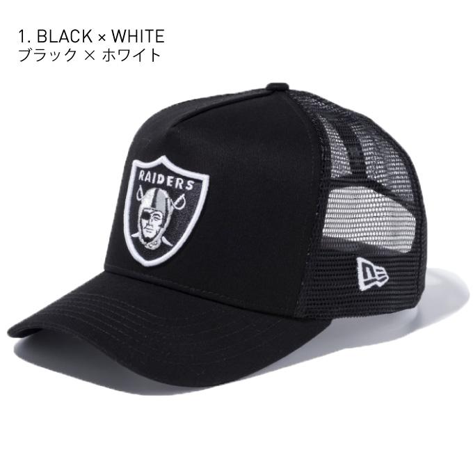 8cf49697fdd08 New gills NEW ERA trucker mesh cap NEWERA 9FORTY D-Frame Trucker Mesh Cap  NFL Oakland Raiders OAKLAND snapback cap SNAPBACK CAP 940 11434233 baseball  cap