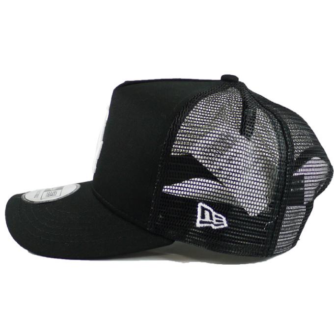 f4b1f1e8 ... New gills NEW ERA trucker mesh cap NEWERA 9FORTY D-Frame Trucker Mesh  Cap MLB ...