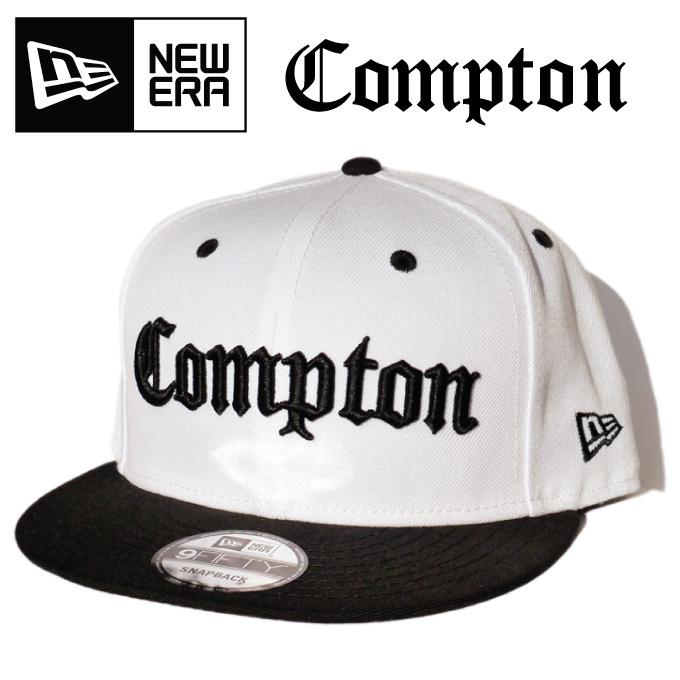 a9234ce39 EAZY-E of new gills snapback cap ranking high rank COMPTON NEW ERA NEWERA  hat adjustable size LA N.W.A is habitual use WESTCOAST old school straight  ...