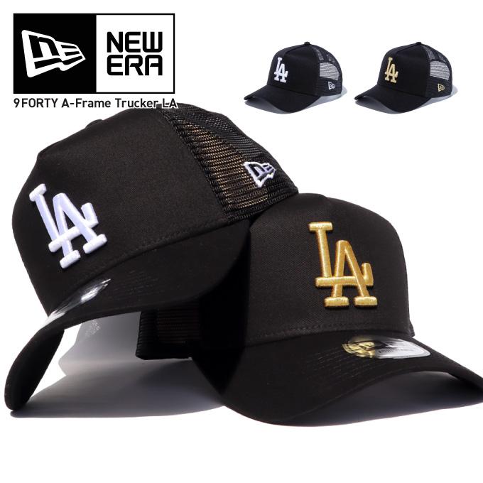 New gills NEW ERA trucker mesh cap NEWERA 9FORTY D-Frame Trucker Mesh Cap  MLB Los Angeles Dodgers LAD Los Angeles Dodgers snapback cap SNAPBACK CAP  940 ... eaf804b8c48