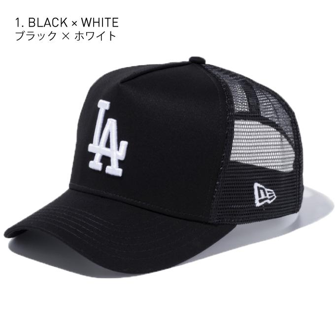 5ec38c668ea41 New gills NEW ERA trucker mesh cap NEWERA 9FORTY D-Frame Trucker Mesh Cap  MLB Los Angeles Dodgers LAD Los Angeles Dodgers snapback cap SNAPBACK CAP  940 ...