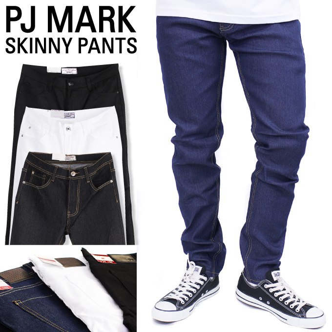 Criminal Pj Mark Skinny Denim Basic Skinny Fit Slim Skinny Fit Long