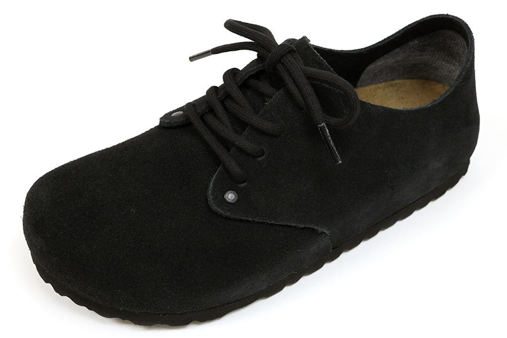【SALE/セール対象商品】ビルケンシュトック メイン ブラックベロア (BIRKENSTOCK Maine Velours Black)