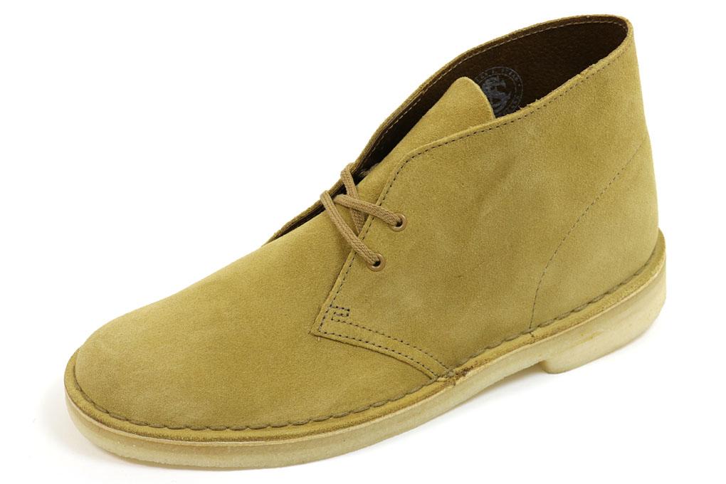 Clarks Desert Boot Oak Suede