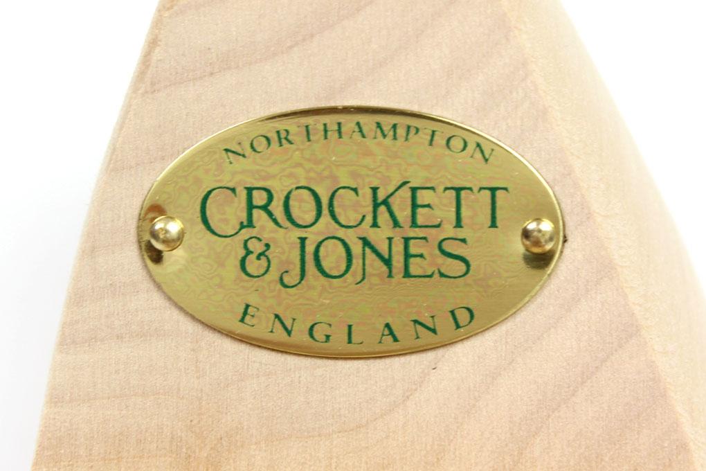 크로켓 트 & 존즈 순정 슈 트리 (CROCKETT&JONES SHOE TREE A06345: CJ)