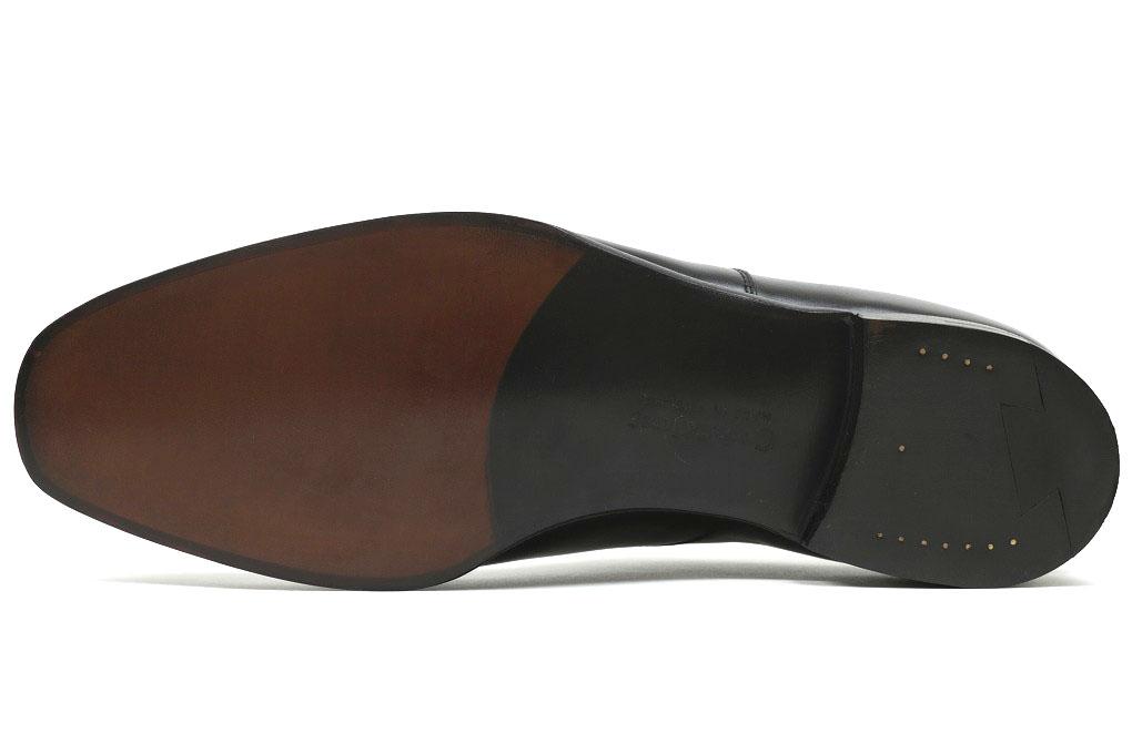 クロケット&ジョーンズ ハンドグレード ストレートチップ オードリー ブラック(CROCKETT&JONES AUDLEY BLACK)