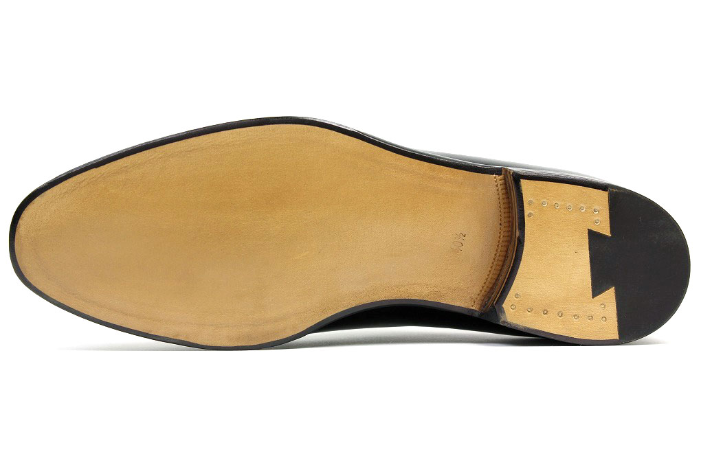 フラテッリ ジャコメッティ Uチップ アニロー ブラック (F.lli Giacometti FG389 ANILOU NERO)
