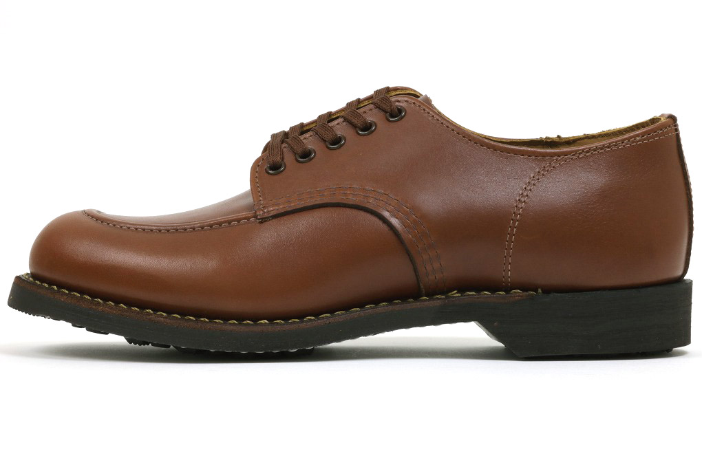 0d2e919cf35 REDWING RW-8071 (the red wing low-frequency cut sports Oxford cigar re- tongue)