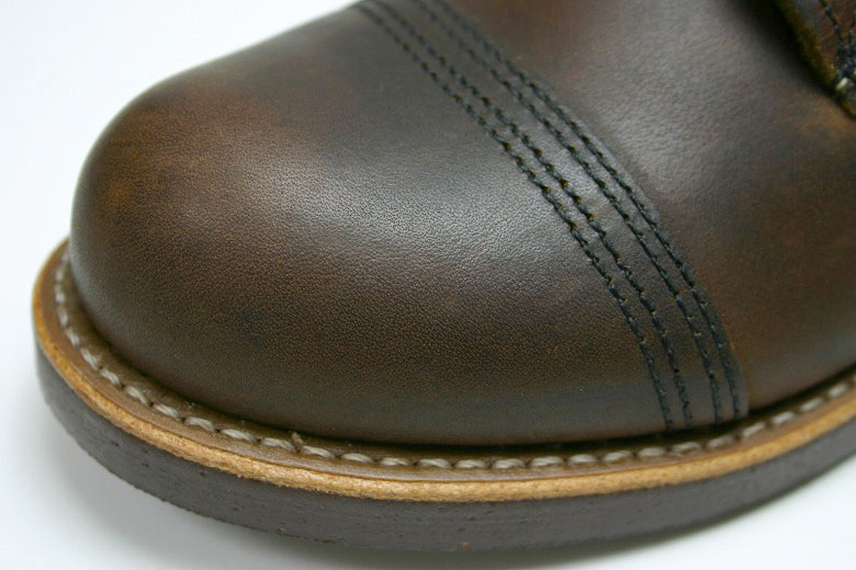 REDWING RW-8111 (Red Wing boots iron range Amber)
